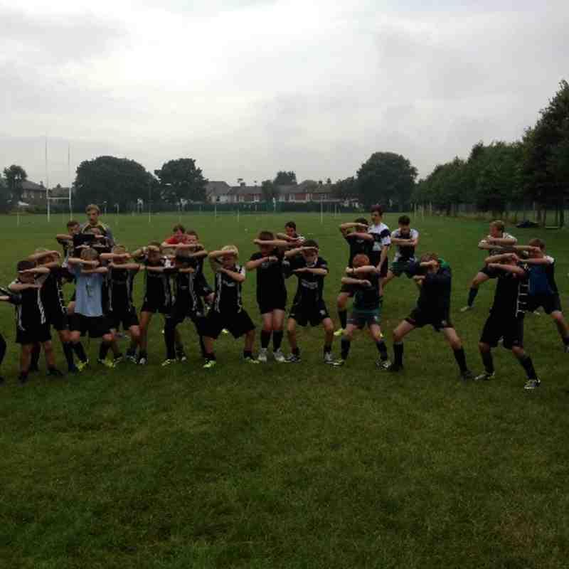 D&B Lions RFC 2014 Summer School