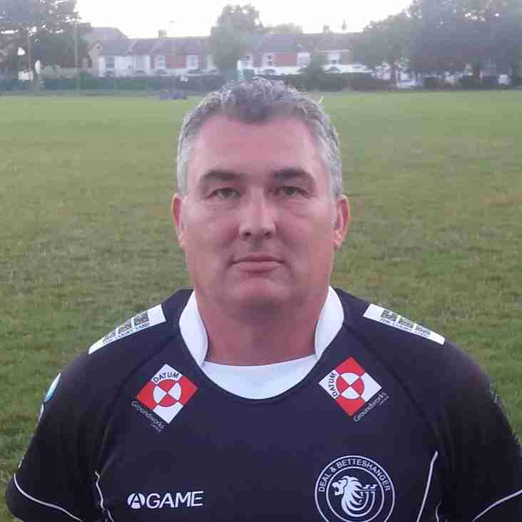 Director of Mini Rugby Shortlisted for The Kent RFU Mini Rugby Award