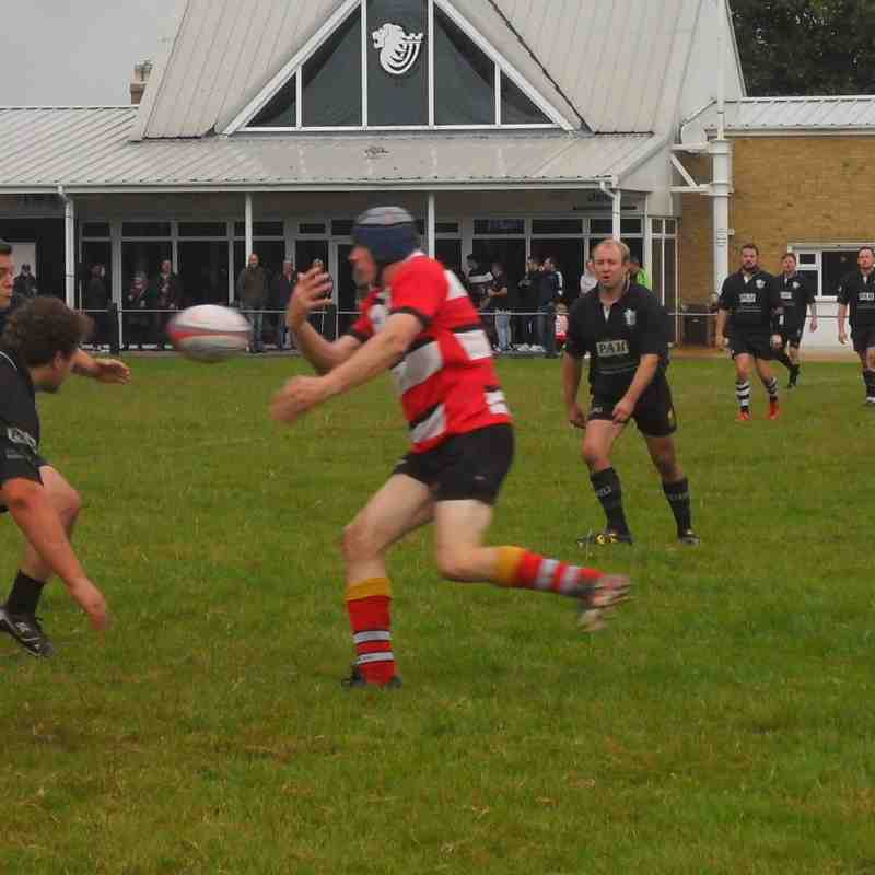D&B 3rd XV Vs Maidstone V_ 8/10/2016