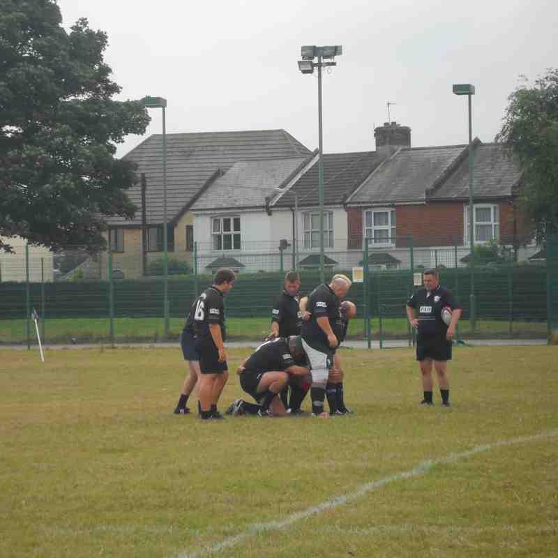 3rd /vets XV v Folkestone III - Sat 17 Sep 2016