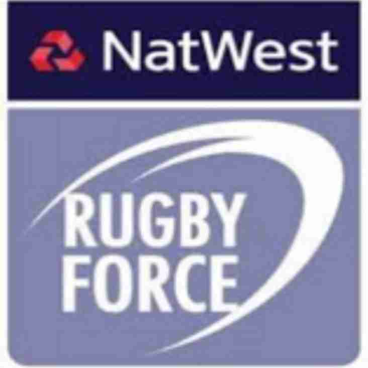 The 2017 Natwest Rugby Force Weekend