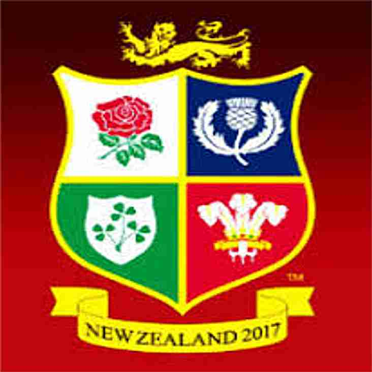 British and Irish Lions NZ  Tour Games - Televised Live At The Club