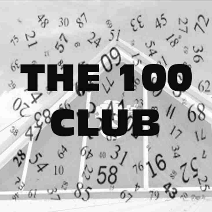 The Lions 100 Club - May  2019 Draw