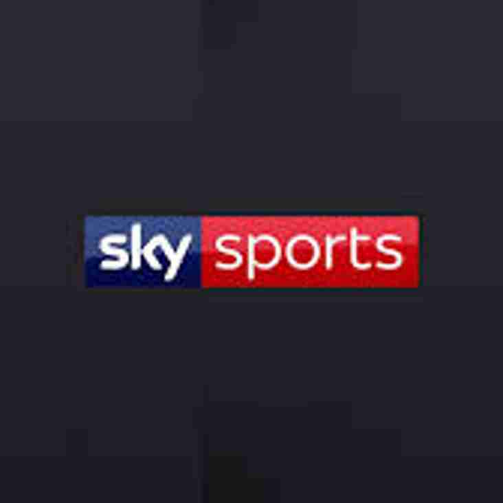 Sky's the Limit  - The Club Now has Sky Sports.