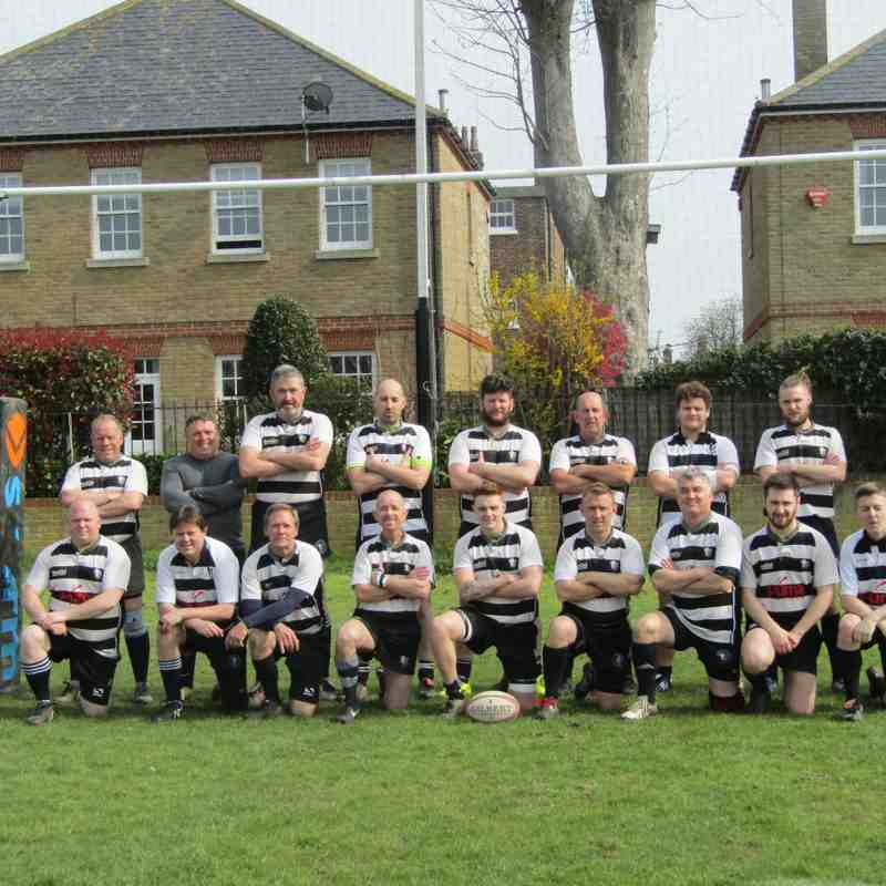 3rd Xv vs Thanet - 14/04/18