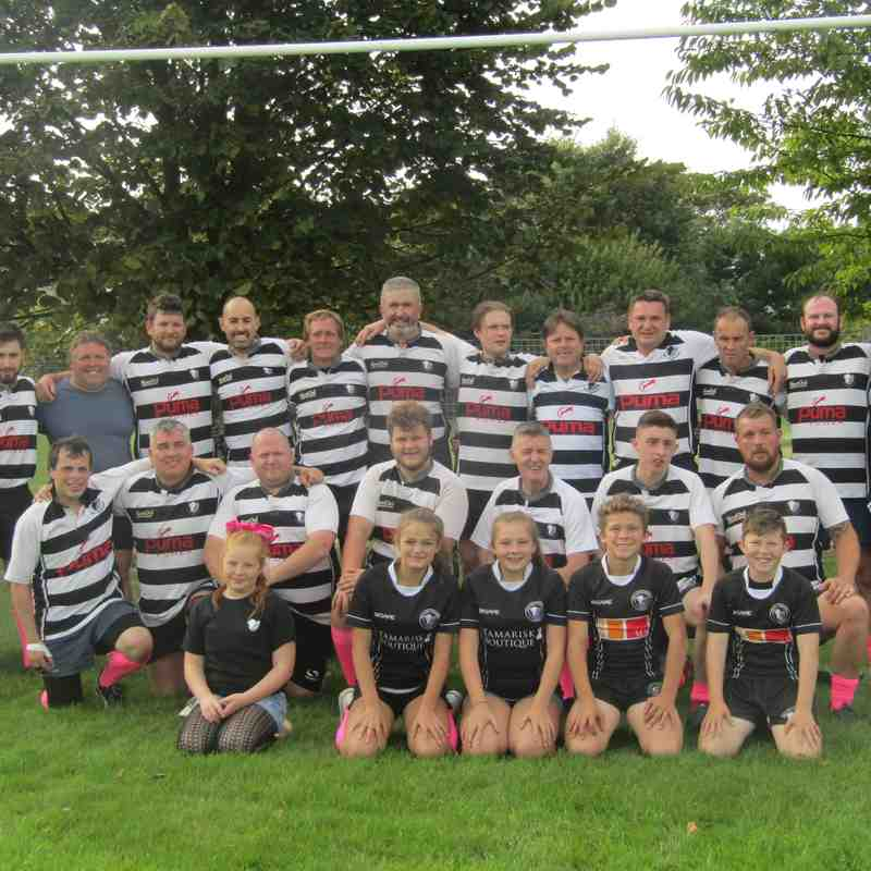 3rd XV Vs Dover - 15th September 2018