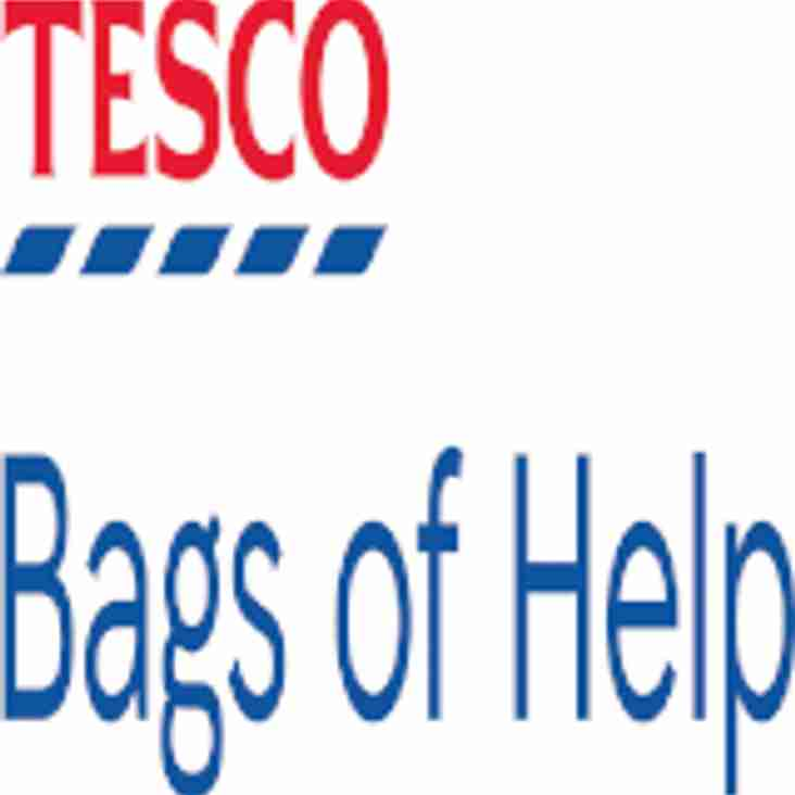The Lioneses bags £2000 from Tesco's community grant scheme