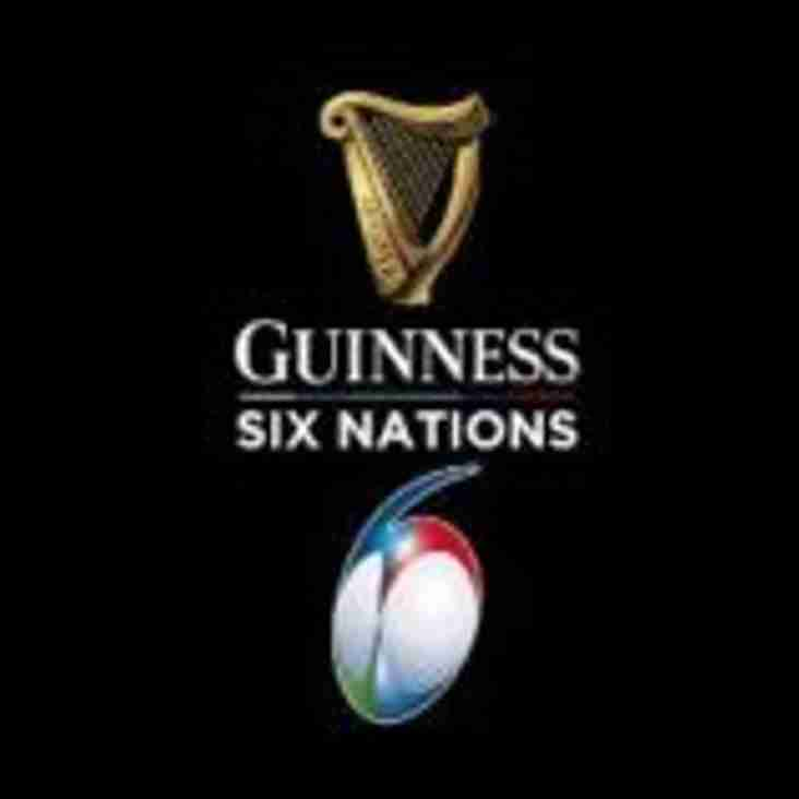 Televised Live At The Club - The 2019 Guinness Six Nations