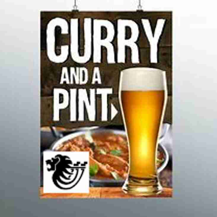 Saturday 23rd February - Six Nations at the Rugby Club- Alternative Food Arrangements