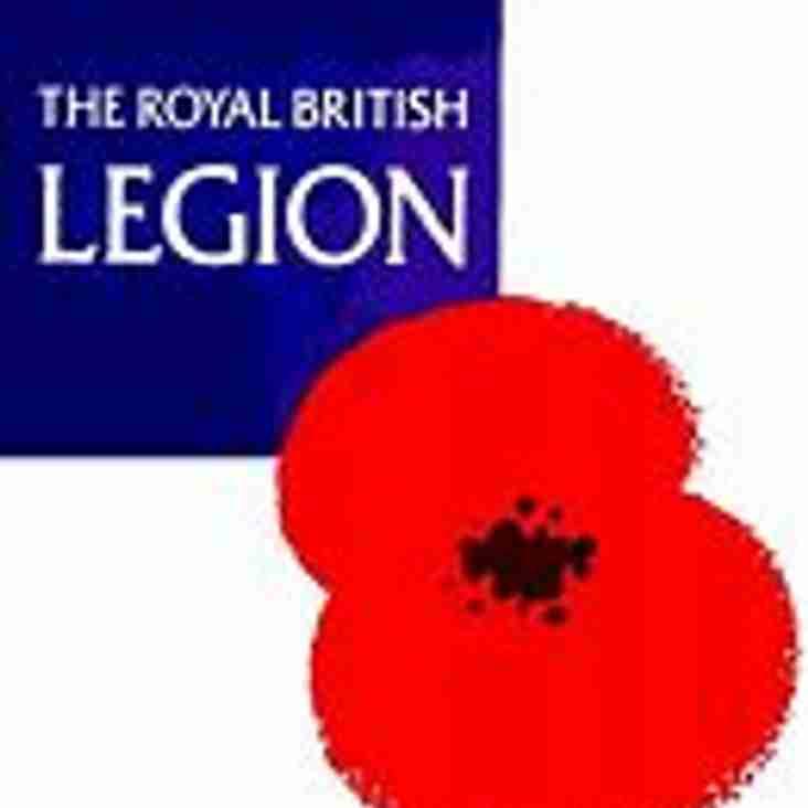 Saturday 29th June - The Royal Briritish Legion Fund Raiser on Walmer Green -  A Call Out to the Club