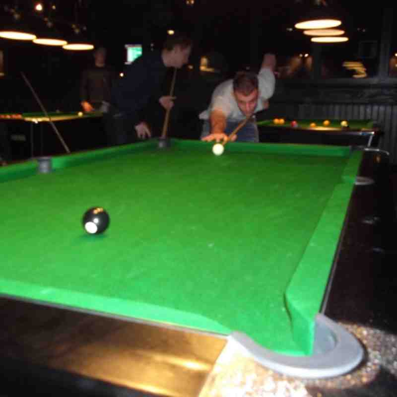 RPUFC Pool Competition 2012