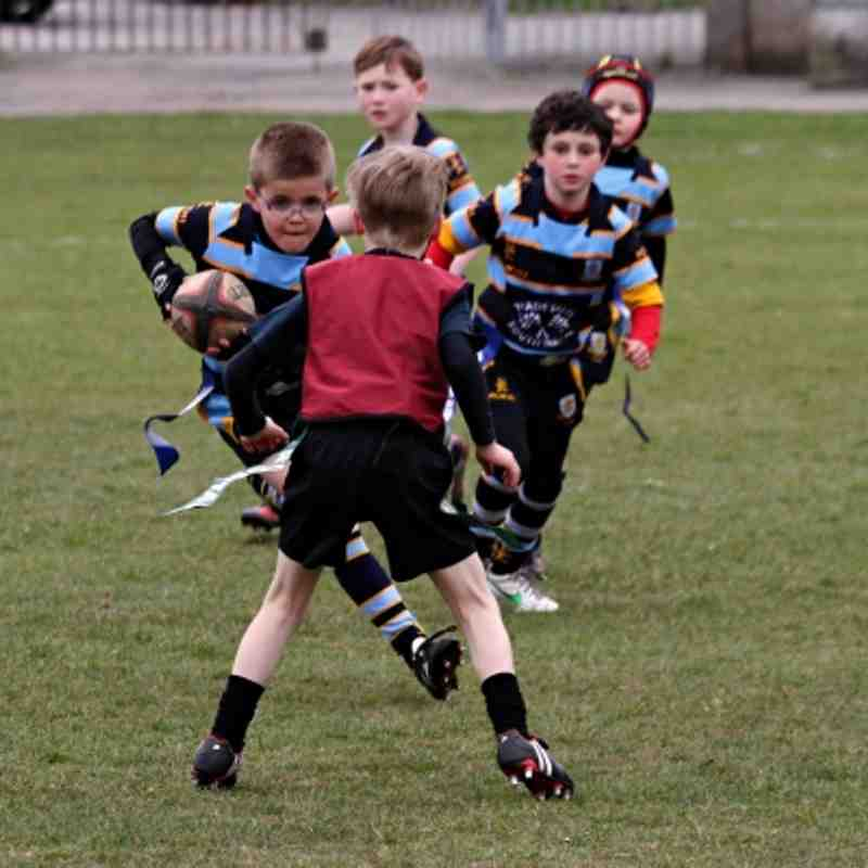 U8s Penarth Vs Llantwit April 21st 2013