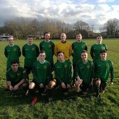 Ashtonians 1 - 0 Bolton Wyresdale