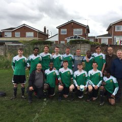 Bolton Wyresdale Reserves 6-1 Oldham Hulmeians Reserves