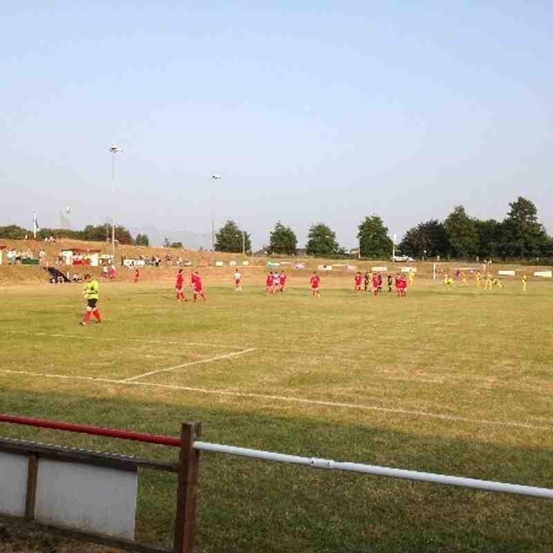 2013-07-17 | Bridgers v Bury FC
