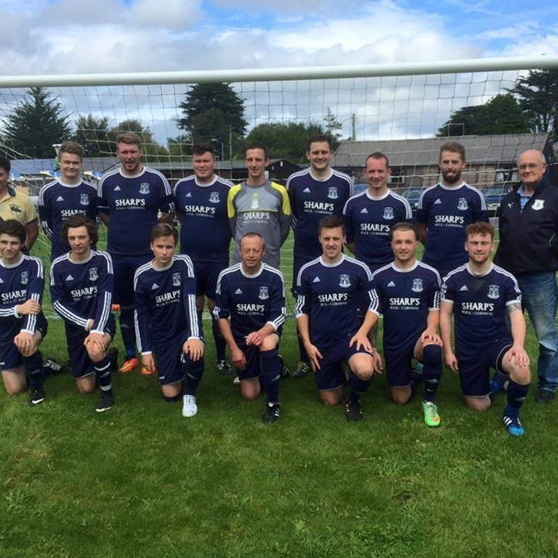 St Minver 2nds beat Calstock 5 - 0