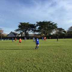 St Minver 1sts 5 v 0 AFC Bodmin (4th Round Junior Cup)