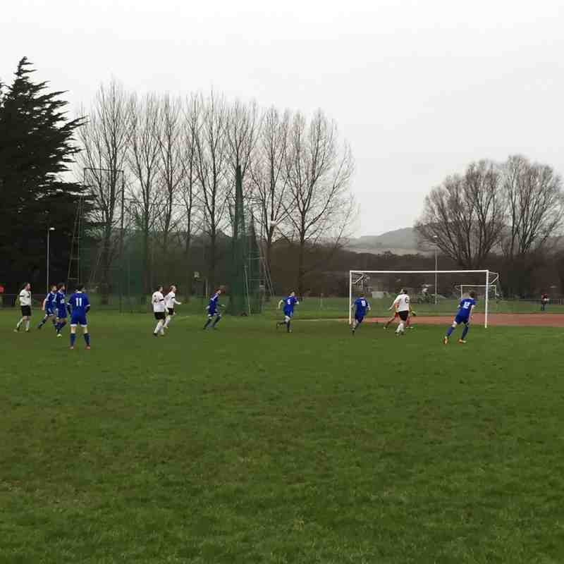 St Minver 1sts v Biscovey - 23rd January 2016