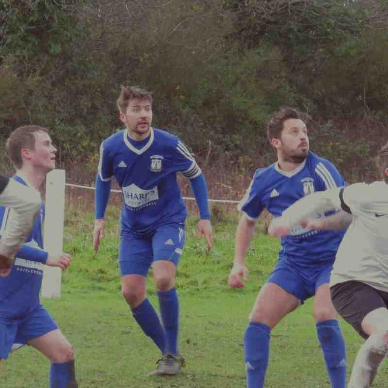 St Minver 1sts v Biscovey - 30th January 2016