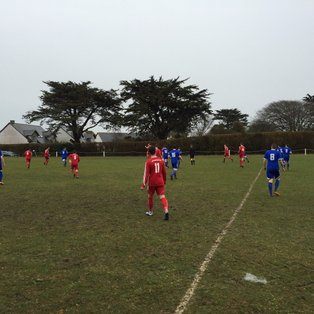 St Minver 1sts 5 v 0 Saltash United 3rds