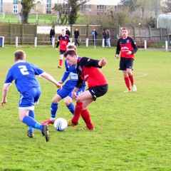 St Minver 1sts v Callington 3rds - 2nd May 2016