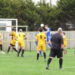 Torpoint Athletic 3rds 4 v 3 St Minver 1sts