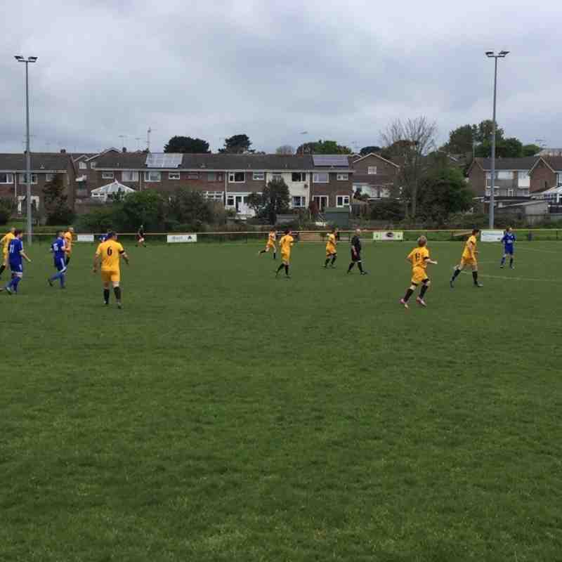 St Minver 1sts v Torpoint Athletic - 14th May 2016