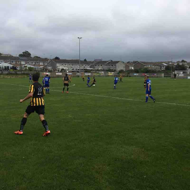St Minver 1sts v Torpoint Athletic - Sat 24 Sep 2016