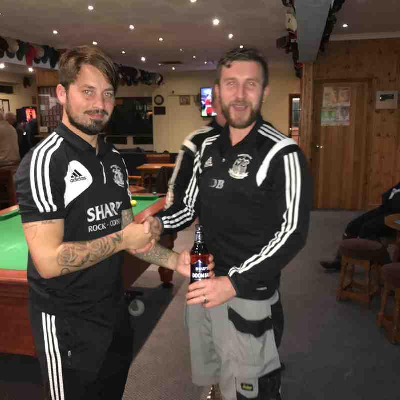 St Minver 1sts v Callington Town - Sat 12 Nov 2016