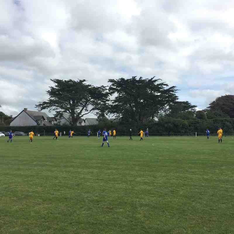 St Minver 1sts v Torpoint Athletic - Sat 10 Sep 2016