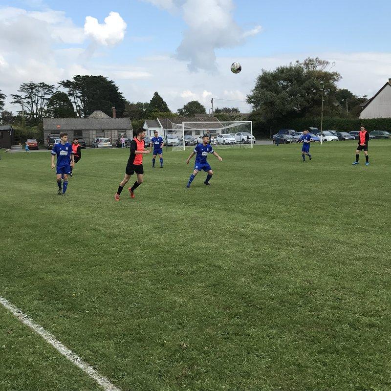 St Minver 1sts 4 v 0 Lostwithiel