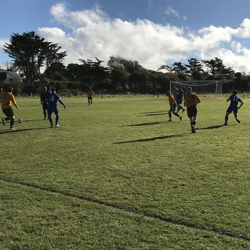 St Minver 1sts 13 v 0 Pelynt | KMD Developments Duchy Knockout Cup 1st Round