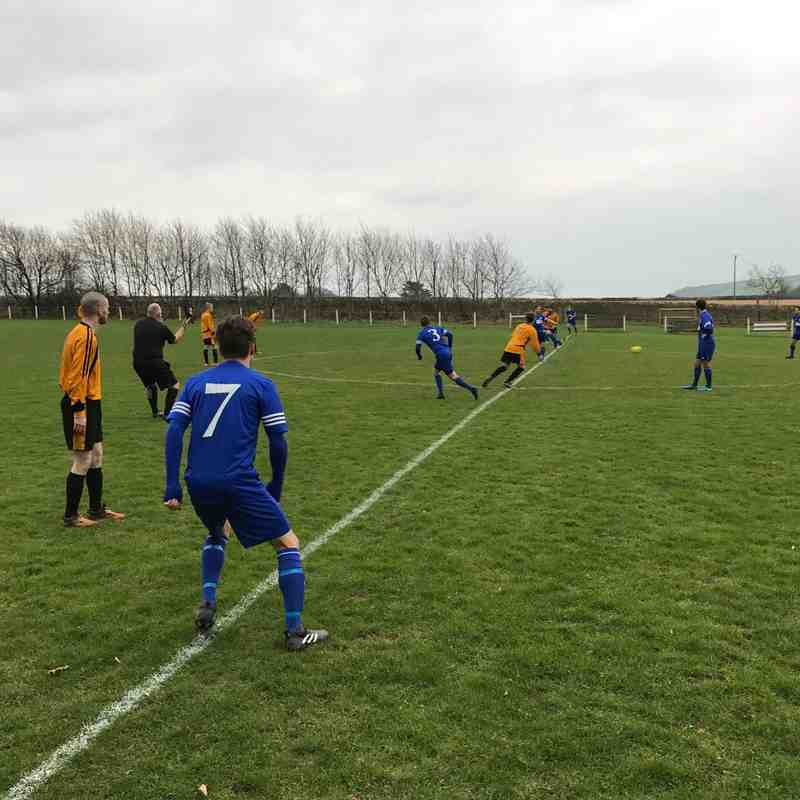 Pelynt v St Minver 1sts - Sat 21 Jan 2017
