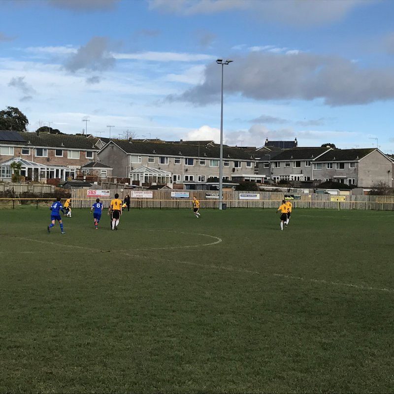 Torpoint Athletic 3rds 3 v 6 St Minver 1sts | Bond Timber Cornwall Junior Cup Quarter Final