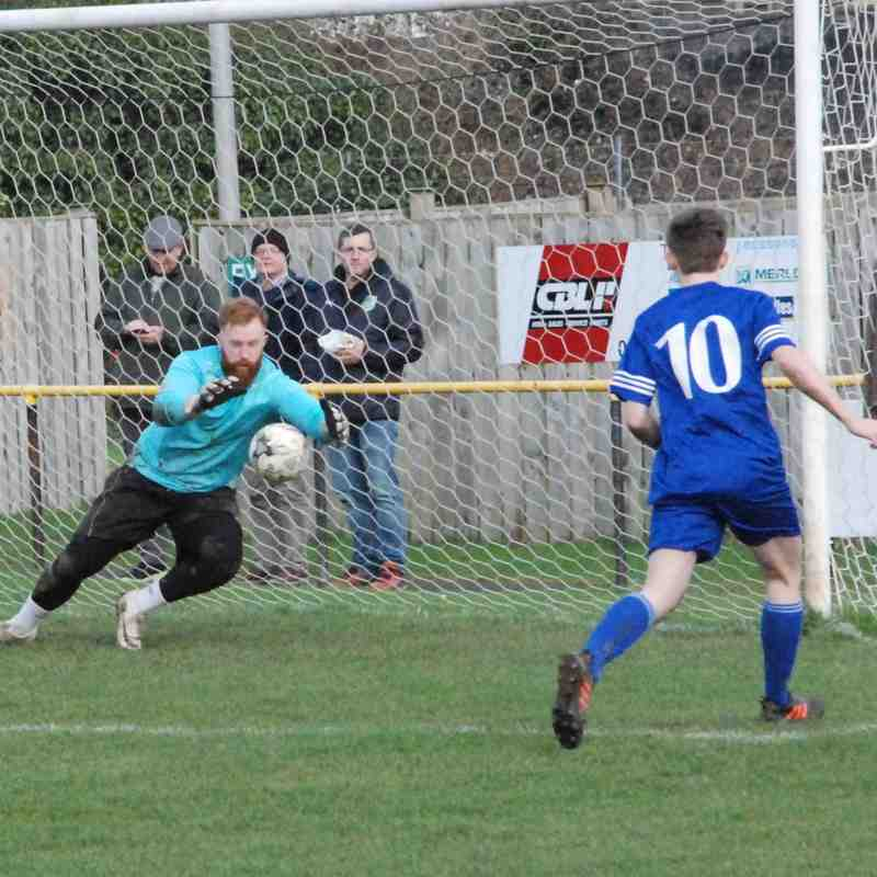 Torpoint 3rds v St Minver 1sts - Sat 04 Feb 2017