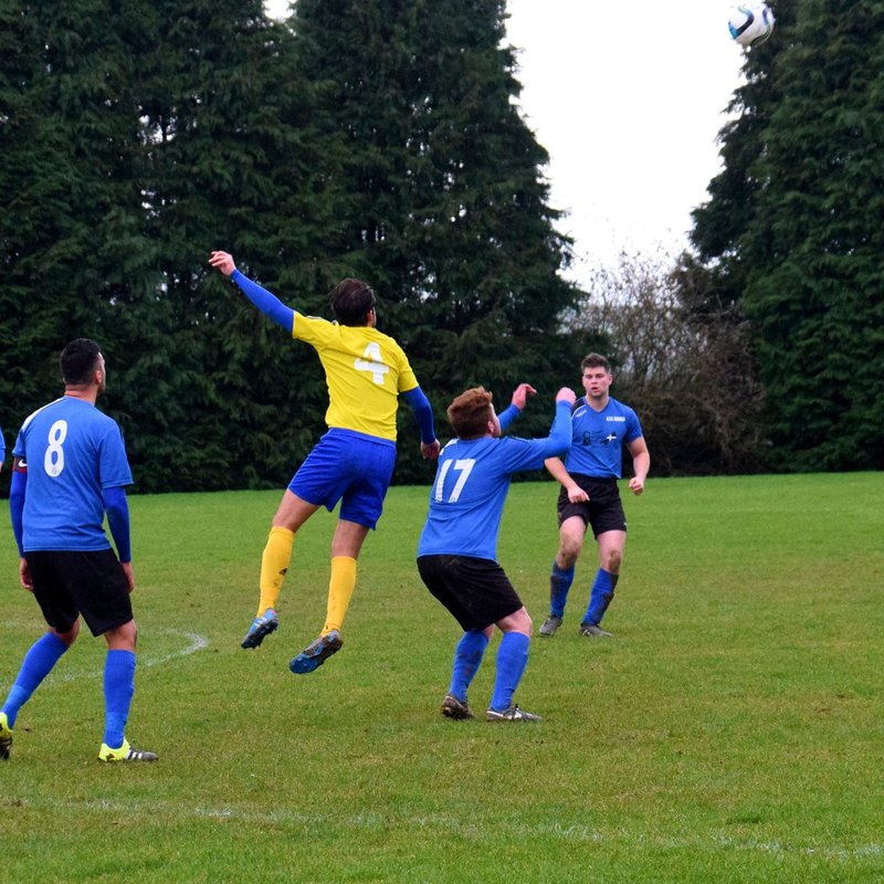 AFC Bodmin 0 v 2 St Minver 1sts | KMD Developments Duchy Knockout Cup 2nd Round