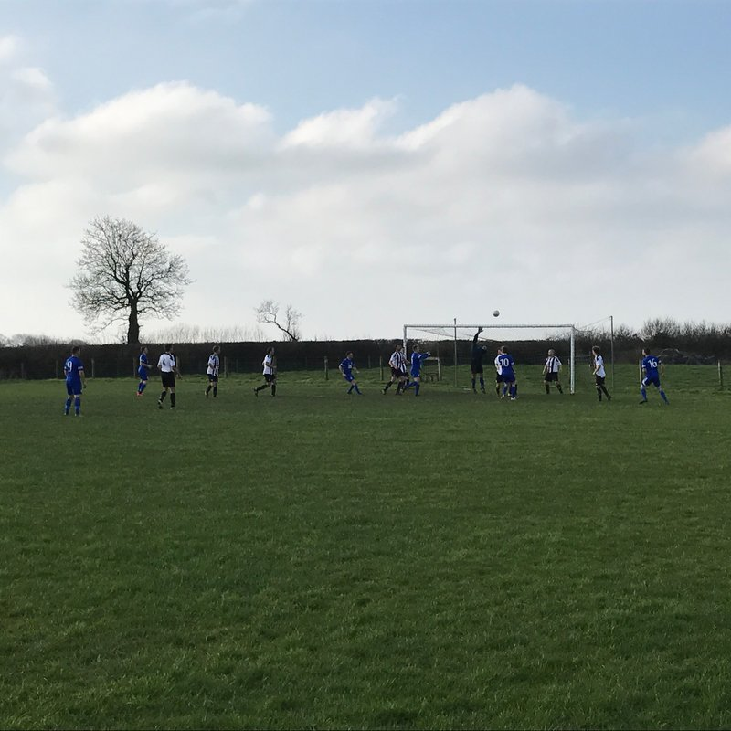 North Petherwin 1 v 5 St Minver 1sts