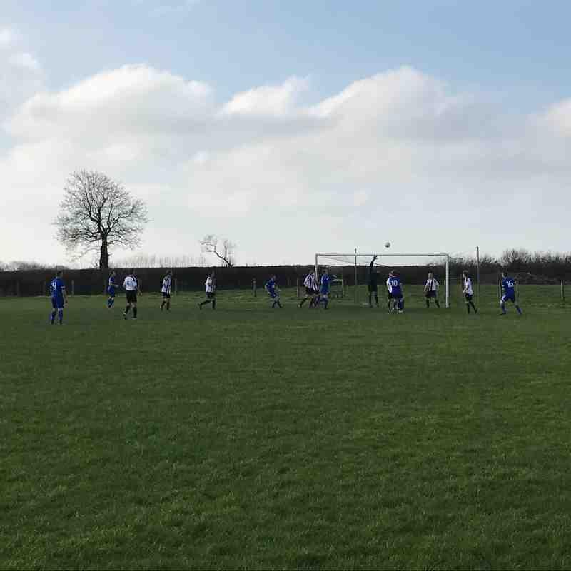 North Petherwin v St Minver 1sts - Sat 18 Feb 2017