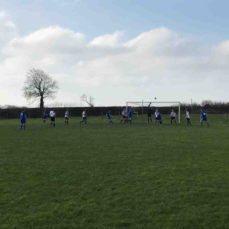 North Petherwin v St Minver 1sts - Sat 18 Feb 2017
