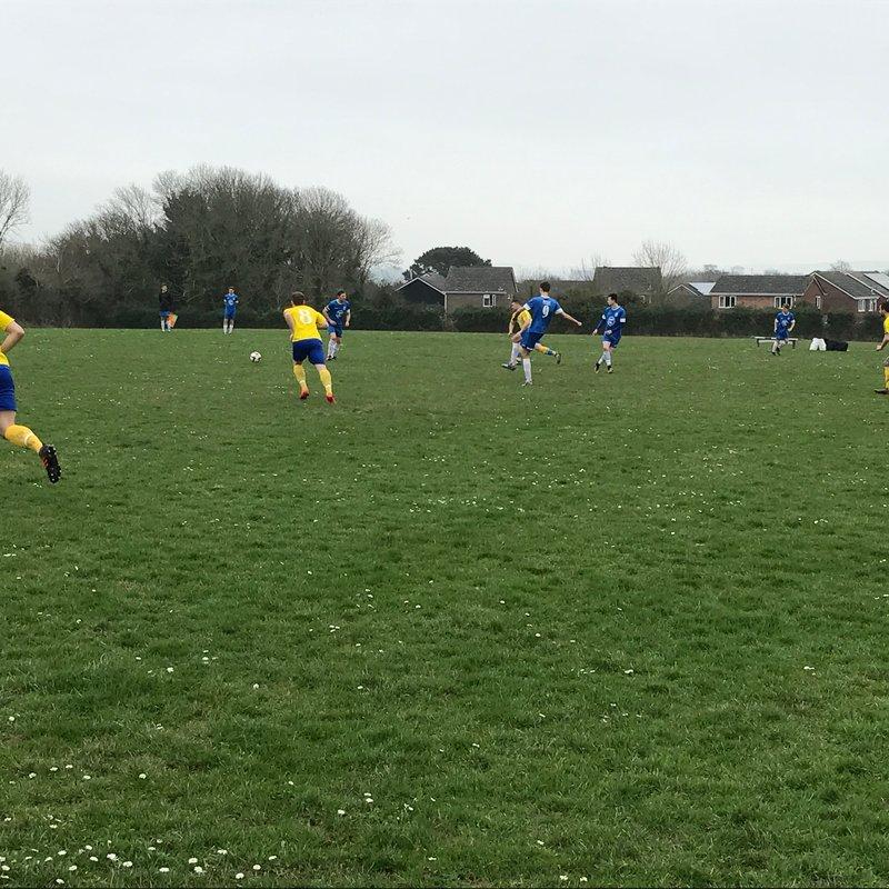 Edgcumbe FC 0 v 8 St Minver 1sts