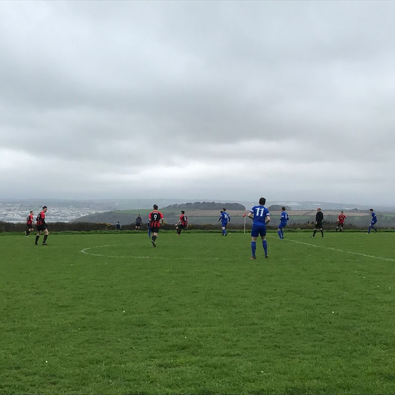 Gerrans & St Mawes 2 v 3 St Minver 1sts   KMD Developments Duchy Knockout Cup Quarter Final