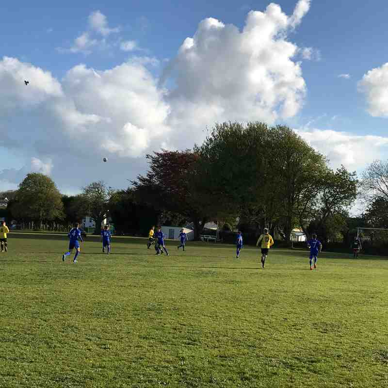 St Stephen v St Minver 1sts - Wed 26 Apr 2017