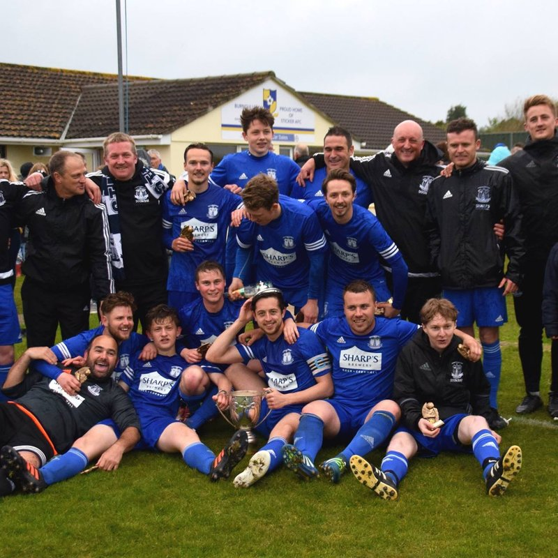 St Dennis 2nds 2 v 3 St Minver 1sts | KMD Developments Knock Out Cup Final