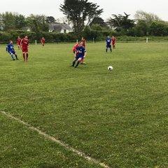 St Minver 1sts v Saltash United 3rds - Sat 06 May 2017