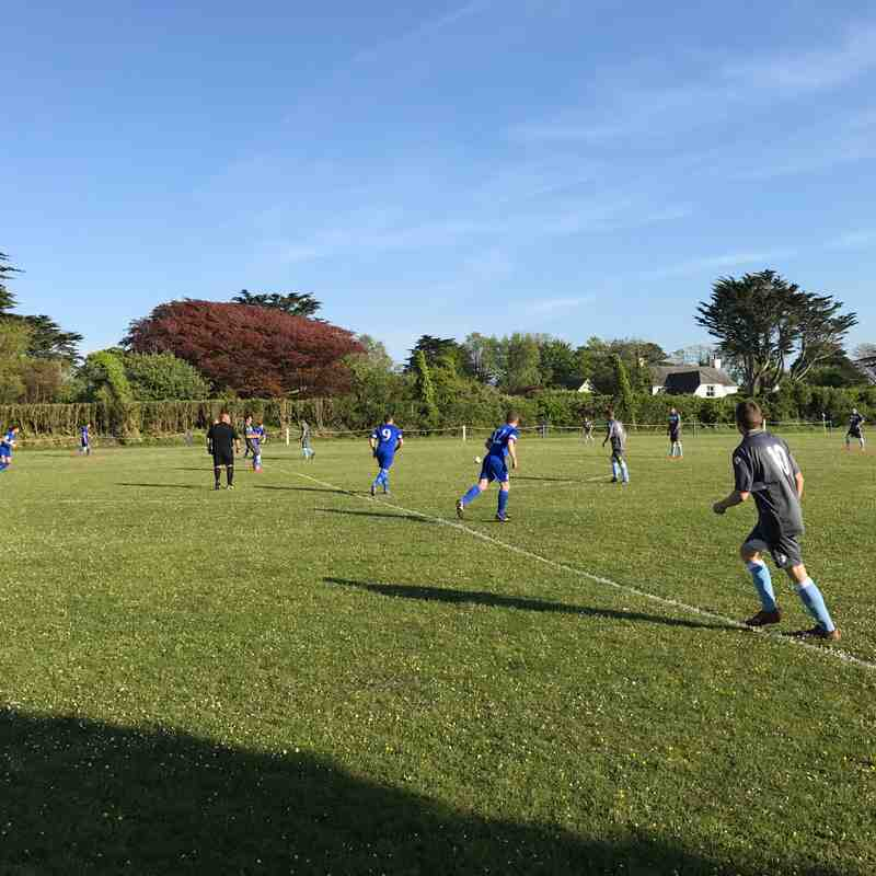 St Minver 1sts v St Stephen - Wed 10 May 2017