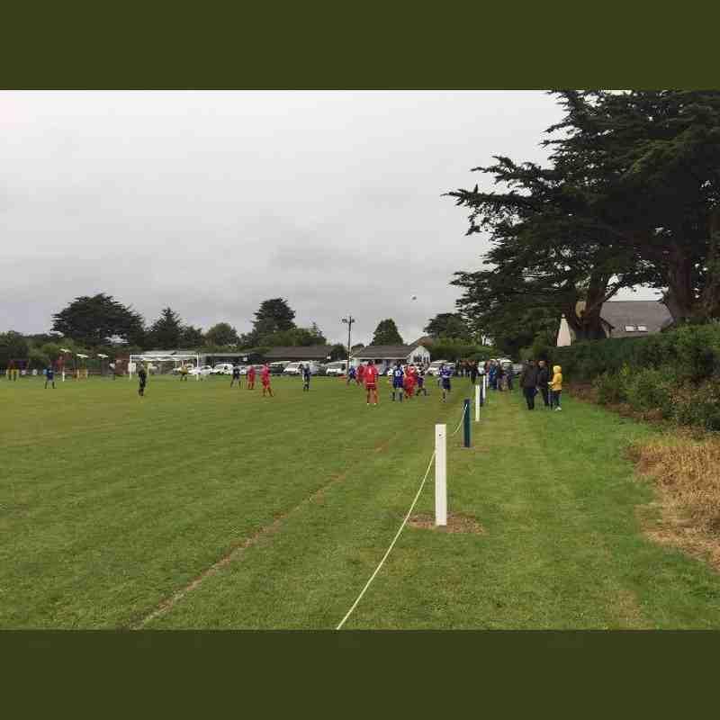 St Minver 1sts v Wadebridge Town - Wed 16 Aug 2017