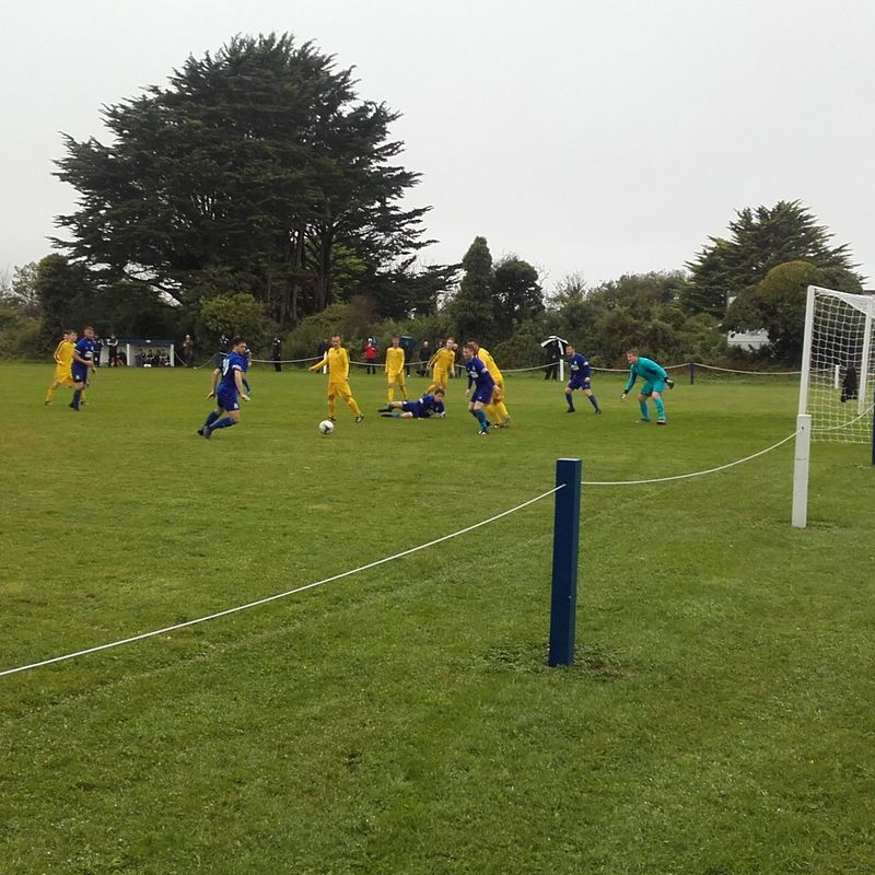St Minver 1sts 2 v 4 Dobwalls | RGB Cornwall Senior Cup 1st Round