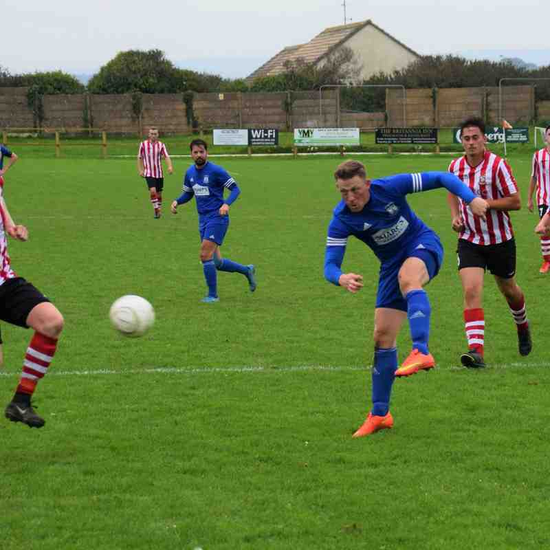 Newquay Reserves v St Minver 1sts - Sat 14 Oct 2017