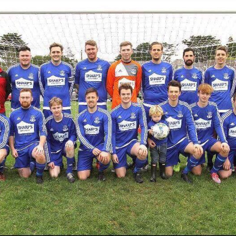 St Minver 2nds beat Looe Town FC Reserves 4 - 1