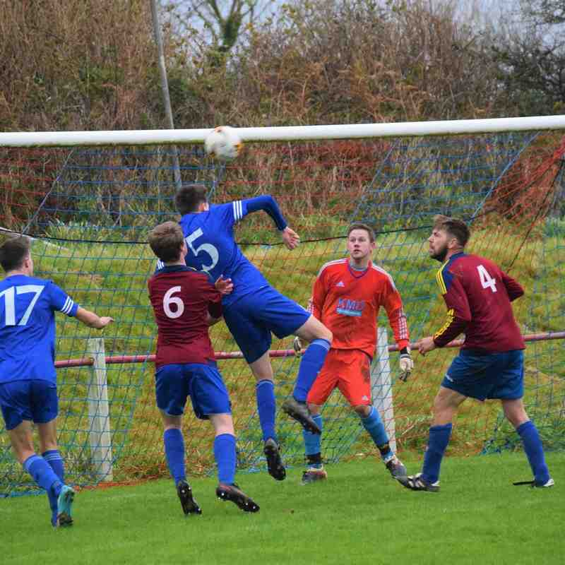St Teath v St Minver 1sts - Sat 18 Nov 2017